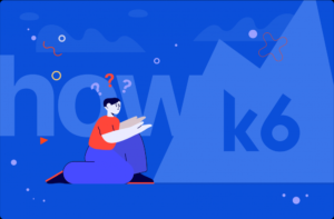 Performance testing without programming skills with k6 browser recorder
